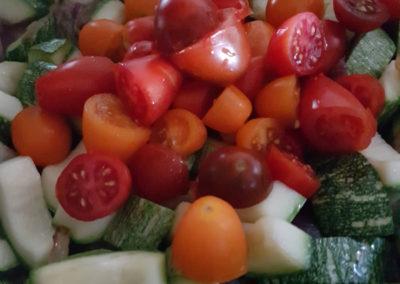 ragù di verdure